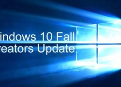 Windows 10 Fall Creators Update ya tiene fecha de lanzamiento