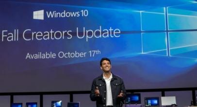 Windows 10 Fall Creators Update ya está aquí