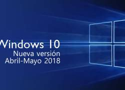 La actualización de Windows 10 April llegará el 8 de mayo