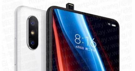El Xiaomi Mi Mix 3 podría tener una cámara frontal mecánica como el Vivo Nex
