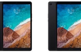 Xiaomi lanza la nueva tablet Mi Pad 4 Plus
