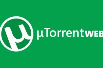 uTorrent Web, ya puedes descargar películas y series desde tu navegador