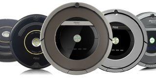 Aspiradoras iRobot Roomba